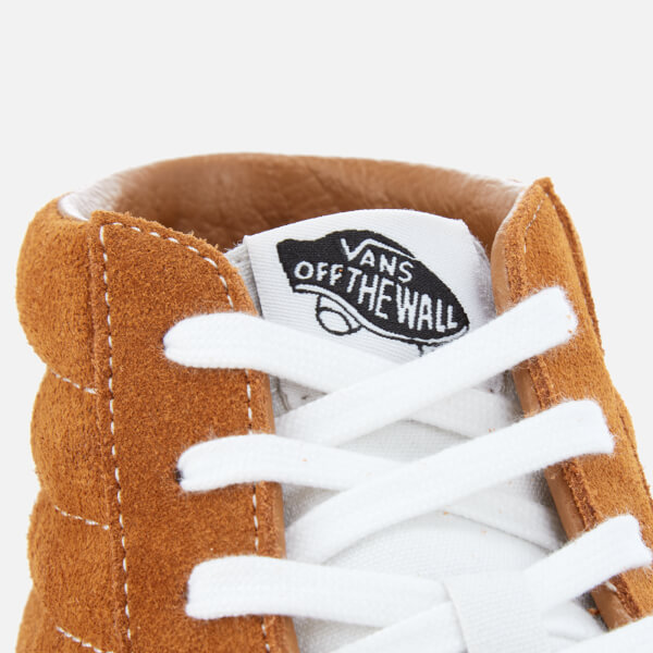 88e964220d08 Vans mens hi reissue retro sport hi top trainers glazed ginger jpg 600x600  Glazed ginger girls