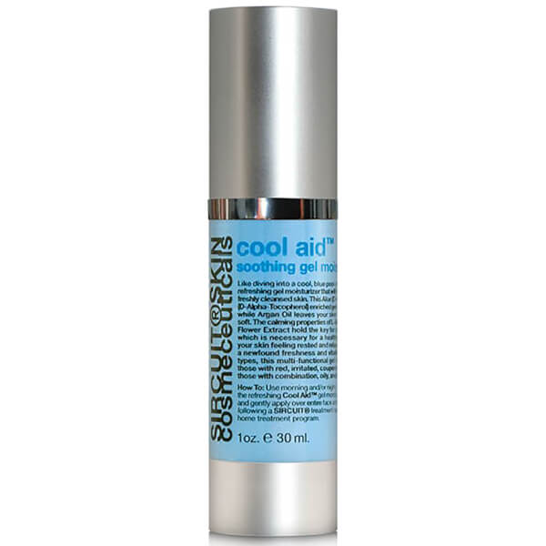 SIRCUIT Skin Cool Aid Soothing Gel Moisturizer