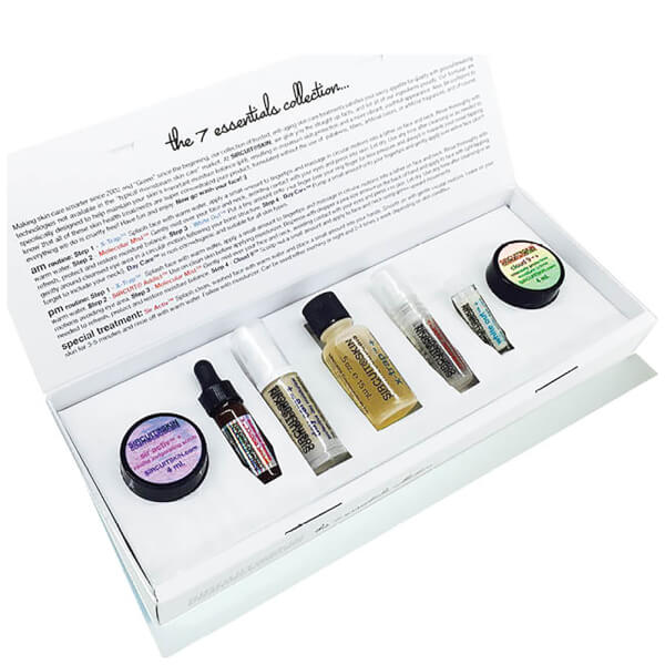 SIRCUIT Skin The 7 Essentials+ Sample Collection