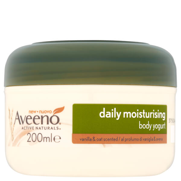 Aveeno Daily Moisturizing Body Yogurt - Vanilla and Oat 200ml