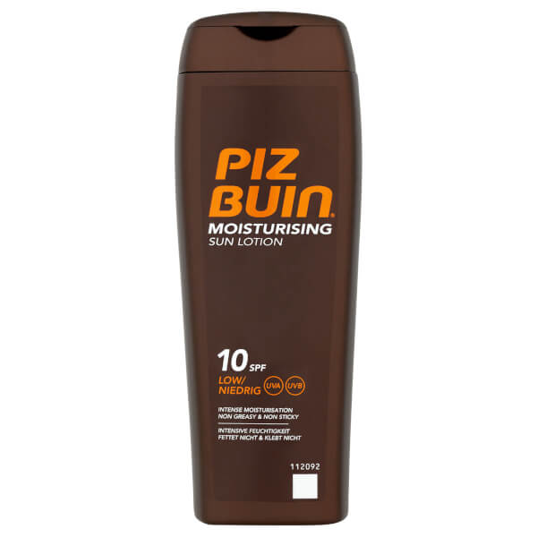 Piz Buin Moisturizing Sun Lotion - Low SPF10 200ml