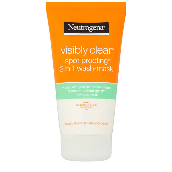 Neutrogena Clear and Defend Wash-Mask 150ml