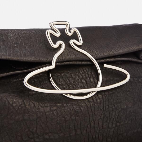 72c3ed09739 Vivienne Westwood Women's Oxford Clutch Bag - Black: Image 4
