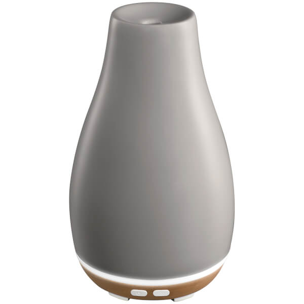 Ellia Blossom Ultrasonic Diffuser - Gray