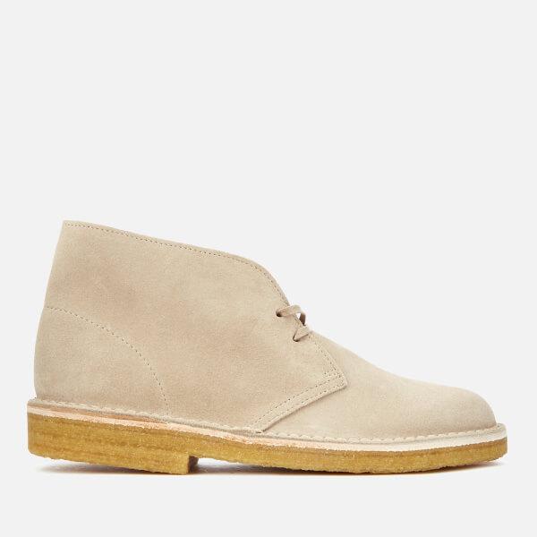 Clarks Originals Men's Desert Boots - Sand Suede
