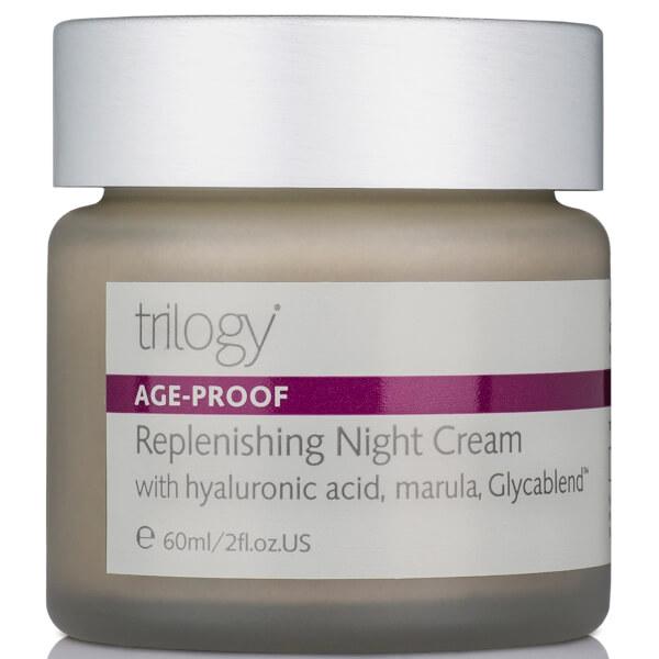 Trilogy Replenishing Night Cream 2.1 oz