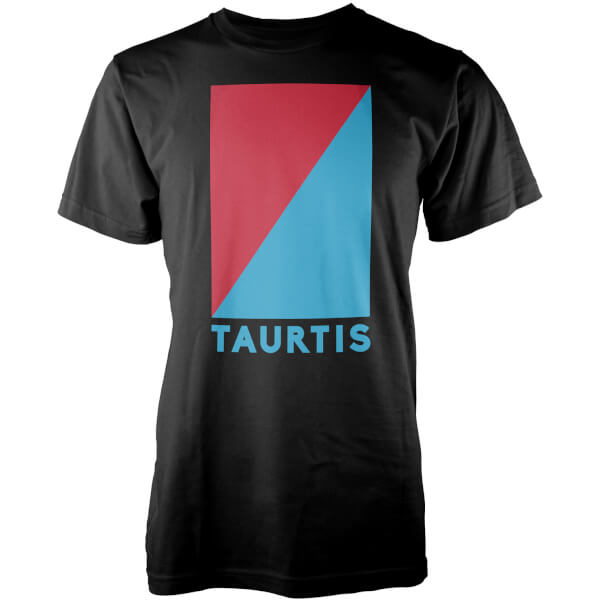 Taurtis Box Logo Insignia Men's T-Shirt