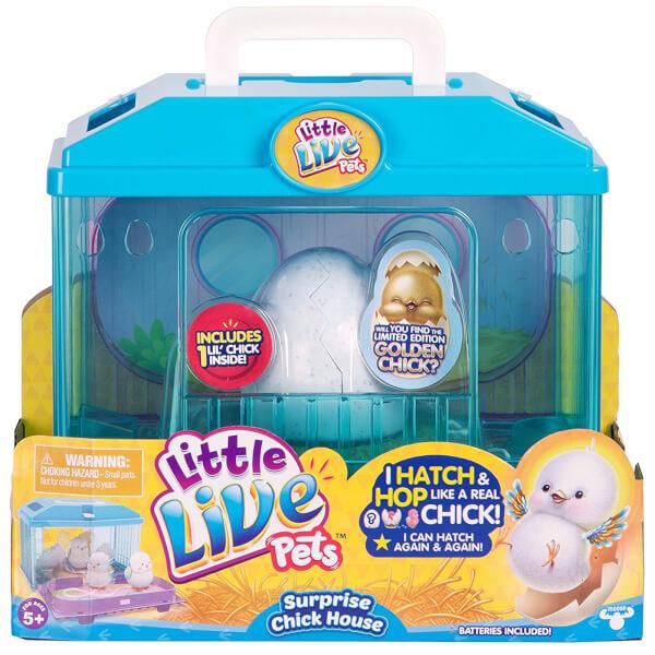 Maison de Poussin - Little Live Pets - Série 1