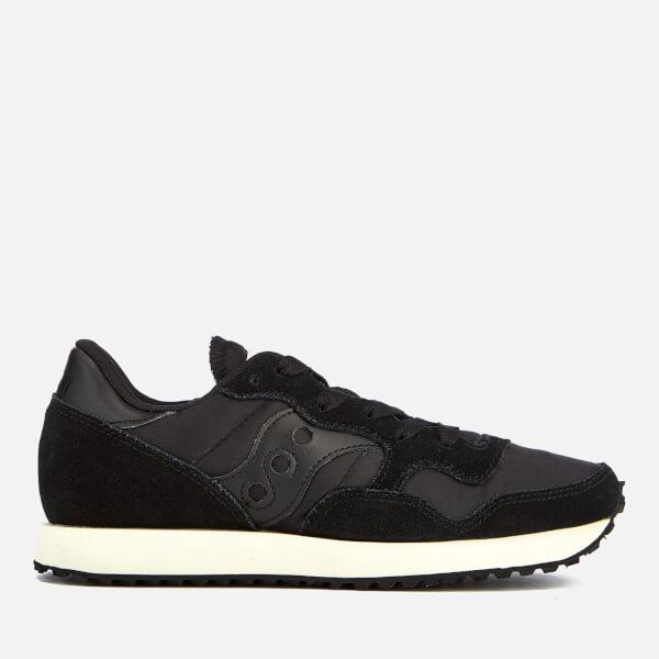 922e024c7175 Saucony Women s DXN Vintage Trainers - Black Womens Footwear ...