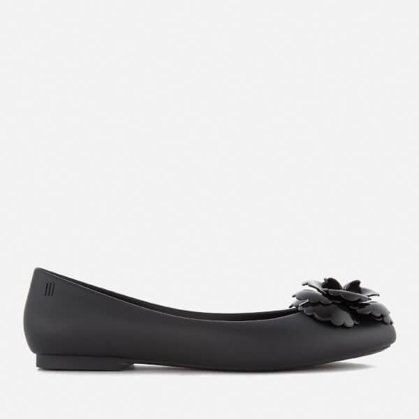 Melissa Women's Doll Ballet Flats - Black