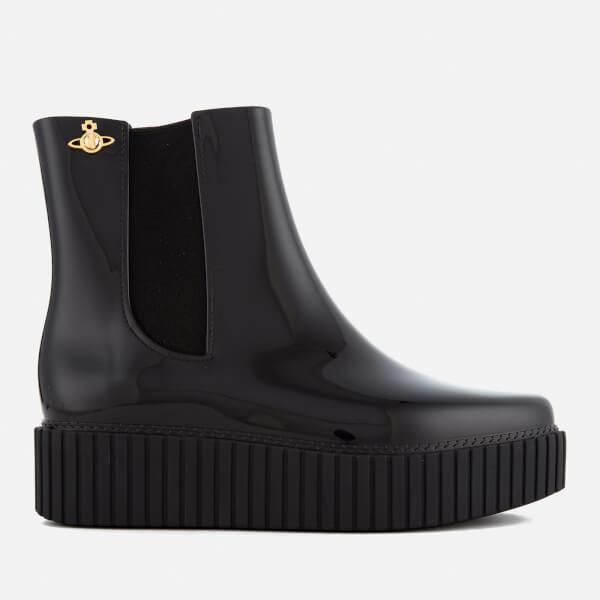 Vivienne Westwood for Melissa Women's Chelsea Boots - Black