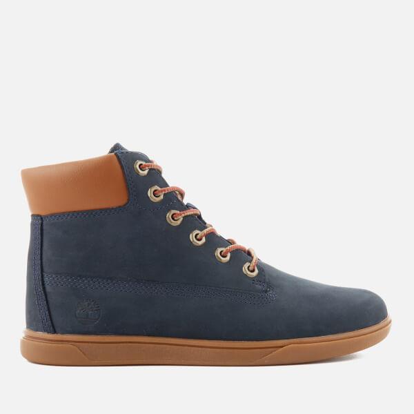 Timberland Kids' Groveton 6 Inch Boots - Navy/Tan