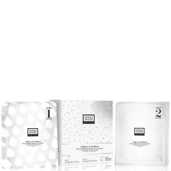 Erno Laszlo White Marble Face Mask (Set of 4)