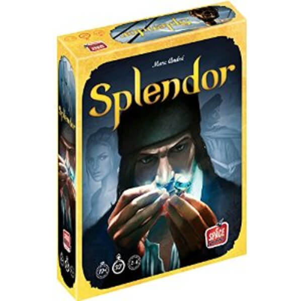 Splendor (Space Cowboys) Game