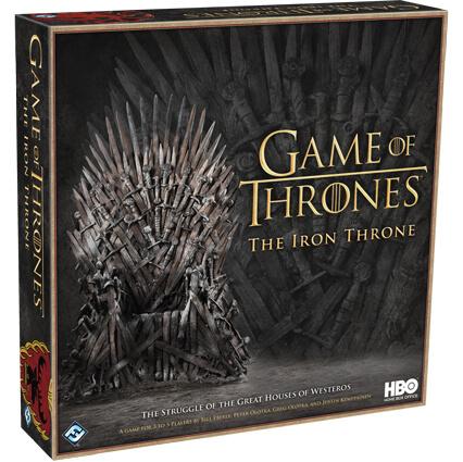 Jeu Le Trône de Fer - HBO Game of Thrones