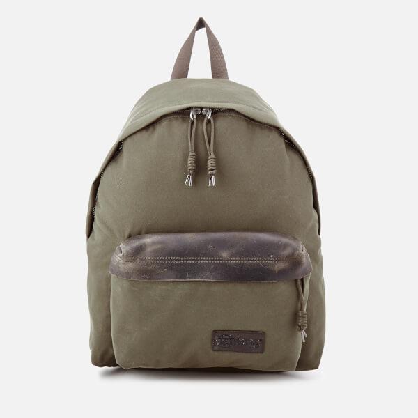 Eastpak Men's Authentic Axer Padded Pak'r Backpack - Axer Moss
