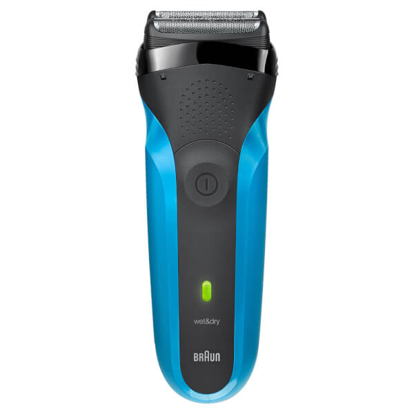 braun series 3 310s wet dry shaver free shipping. Black Bedroom Furniture Sets. Home Design Ideas