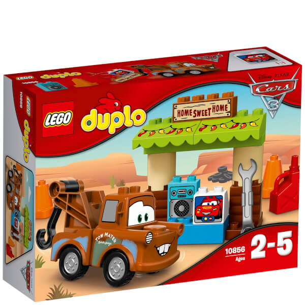Lego Duplo Cars 3 Mater S Shed 10856 Iwoot