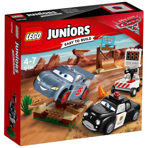 LEGO Juniors: Cars 3: La piste d'entraînement de la