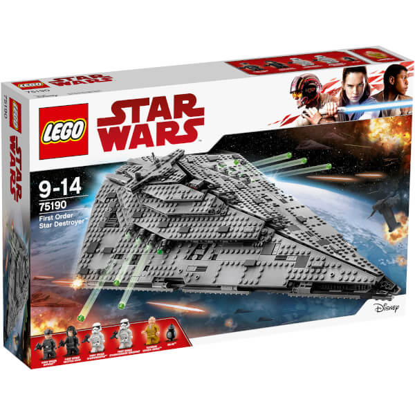 LEGO Star Wars Episode VIII: First Order Star Destroyer (75190)