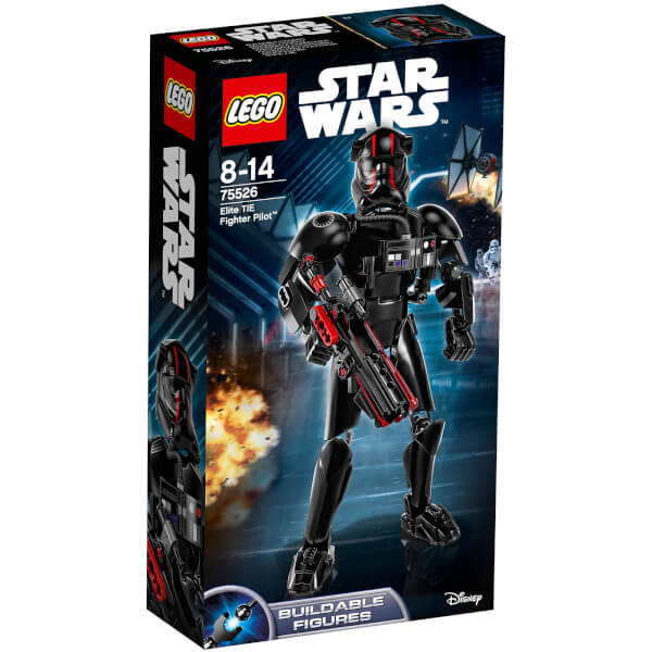 LEGO Star Wars Episode VIII: Elite TIE Fighter Pilot (75526)