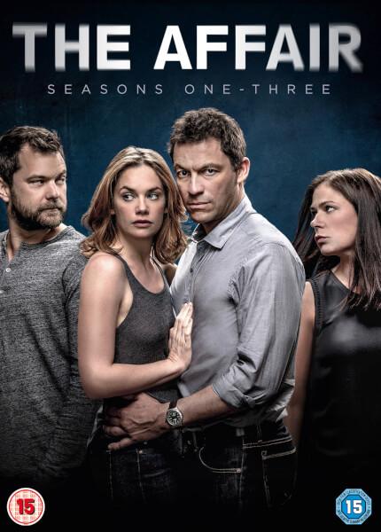 The Affair - Season 1-3 Boxset