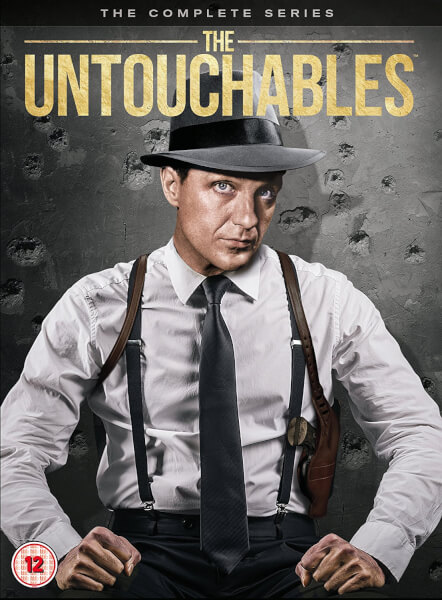 The Untouchables - The Complete Series
