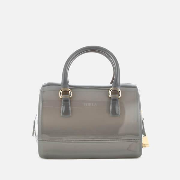 Furla Women's Candy Cookie Satchel Bag - Grey
