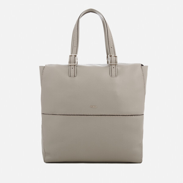 Furla Women's Dori Small Tote Bag - Grey