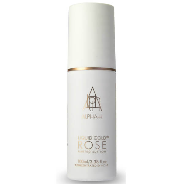 Alpha-H Liquid Gold Rose Exfoliator 100ml
