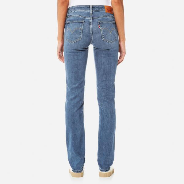 Levi's Women's 712 Slim Jeans - South Side: Image 2