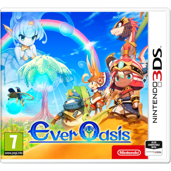 Ever Oasis - Digital Download