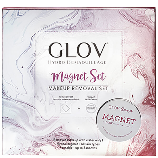 GLOV Hydro Cleansing Magnet Set (Worth 19.80)