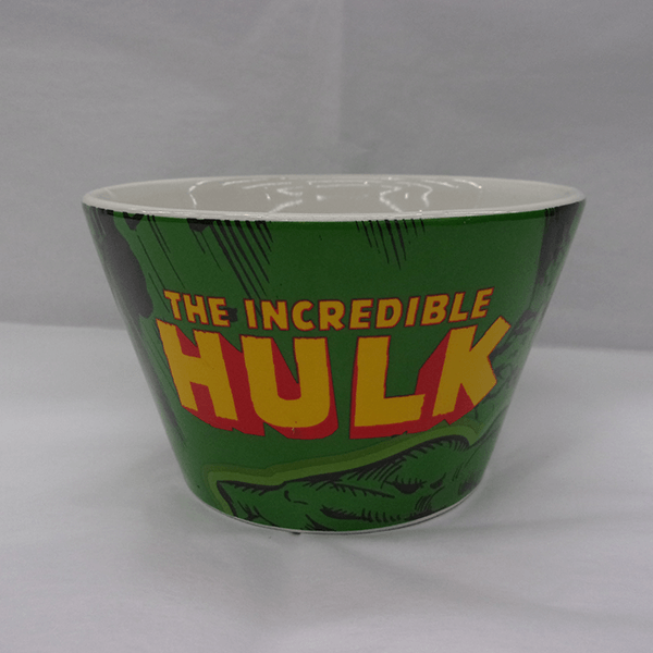 Incredible Hulk Bowl