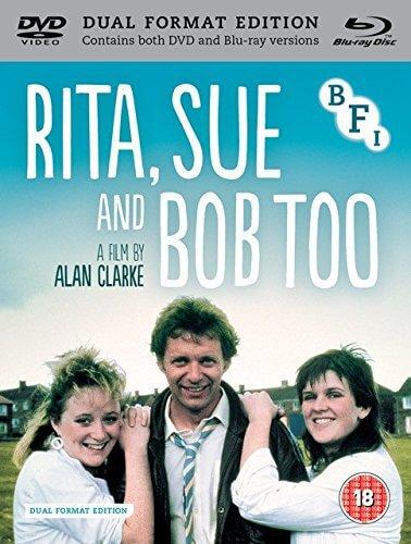 Rita, Sue and Bob Too (Dual Format)