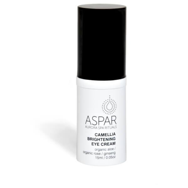 Aspar Camellia Brightening Eye Cream 15ml
