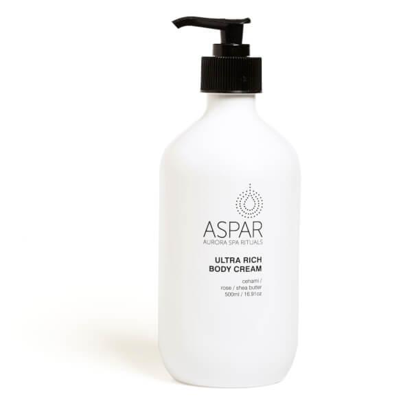 Aspar Ultra Rich Body Cream 500ml