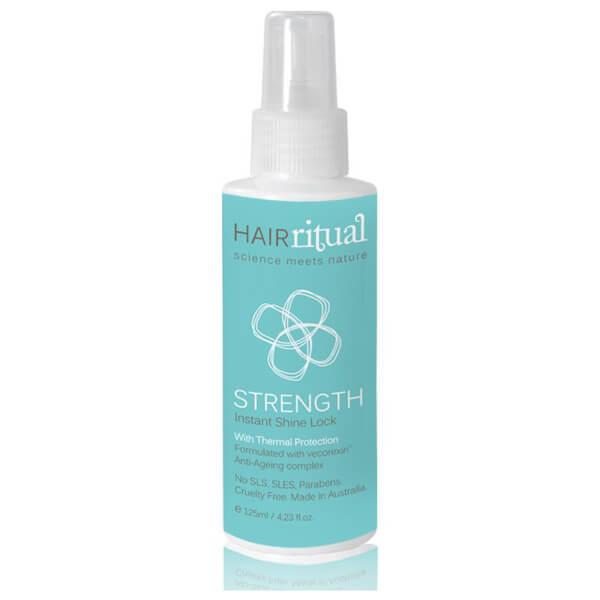 Australian Ritual Hair Ritual Strength Instant Shine Lock 125ml