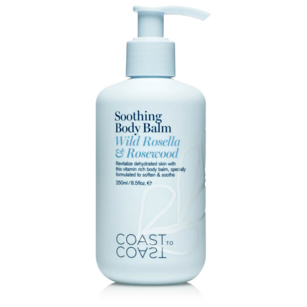 Coast to Coast Coastal Soothing Body Balm 250ml
