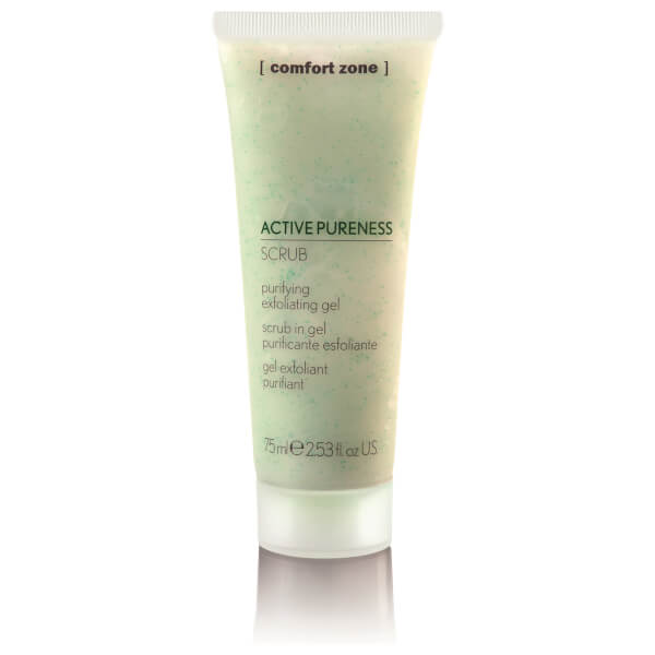 Comfort Zone Active Pureness Purifying Exfoliating Gel Scrub 75ml