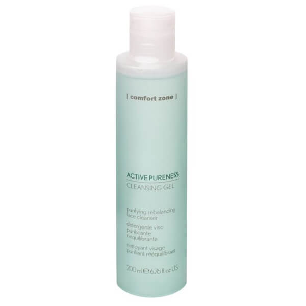 Comfort Zone Active Pureness Purifying Rebalancing Cleansing Gel 200ml