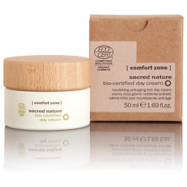 Comfort Zone Sacred Nature Bio-Certified Anti-Aging Rich Day Cream 50ml