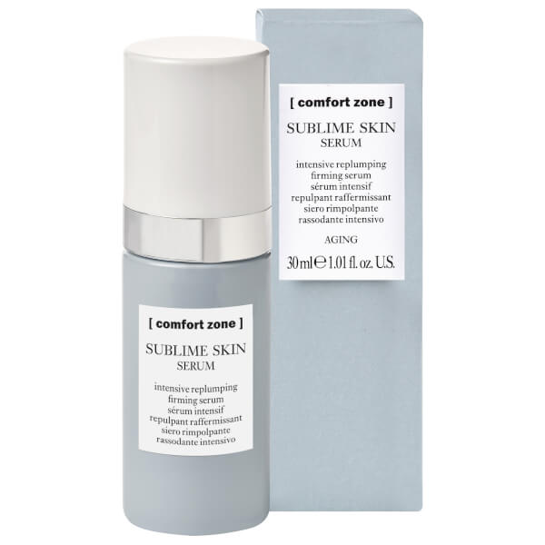 Comfort Zone Sublime Skin Intensive Replumping Firming Serum 30ml
