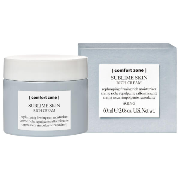 Comfort Zone Sublime Skin Replumping Firming Rich Cream 60ml