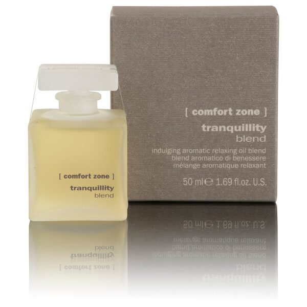 Comfort Zone Tranquillity Aromatic Relaxing Oil Blend 50ml