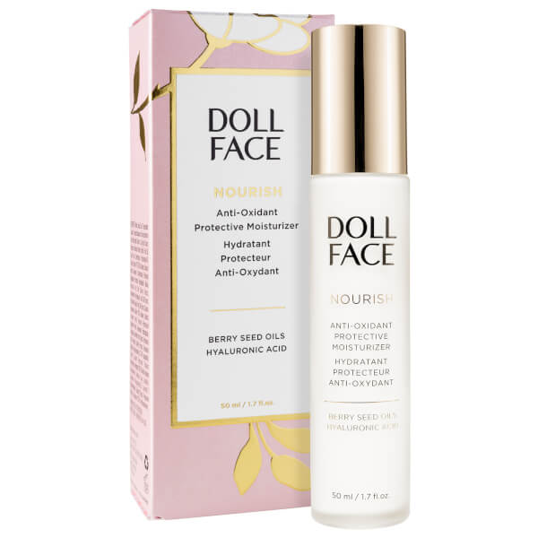 Doll Face Nourish Anti-Oxidant Protective Moisturiser 50ml