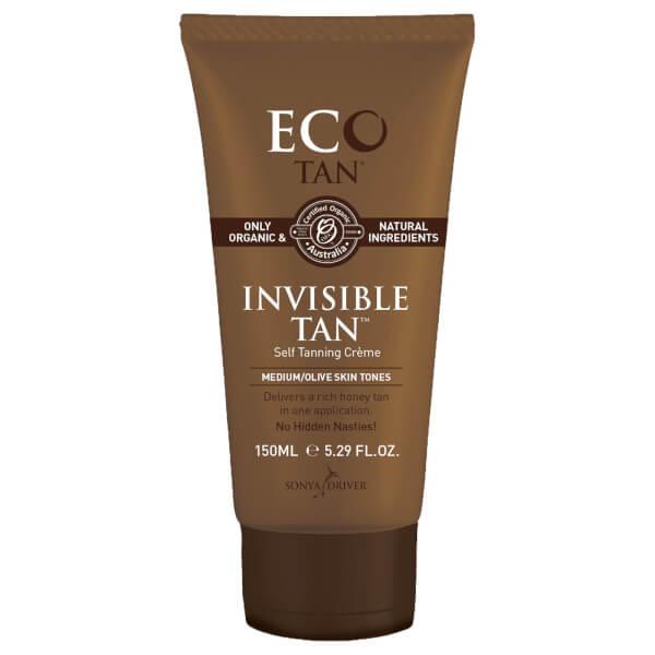 Eco Tan Invisible Tan Self Tanning Creme 150ml