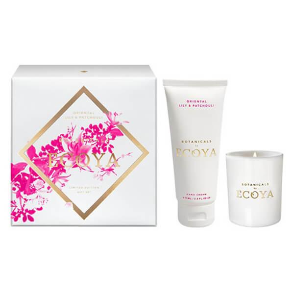 ECOYA Botanicals Oriental And Patchouli Limited Edition Gift Set