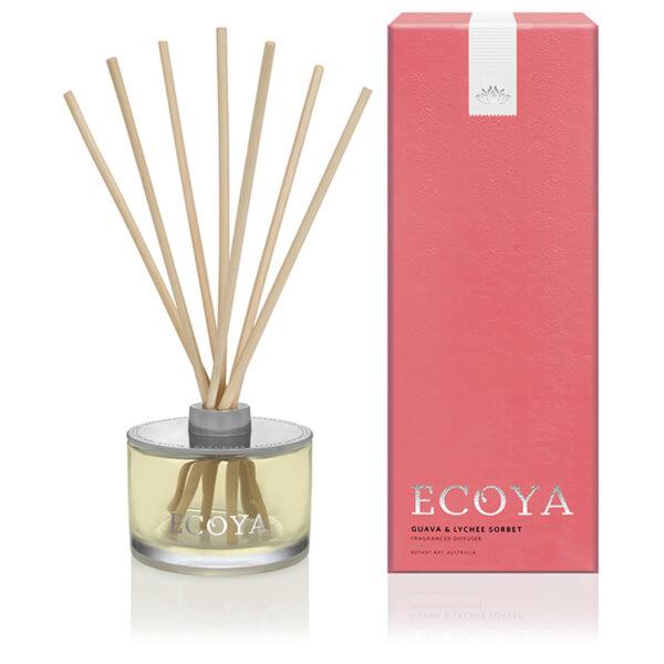 ECOYA Guava & Lychee Sorbet Reed Room Diffuser 200ml