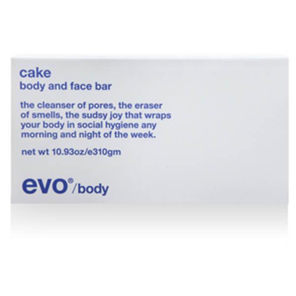 Evo Cake Body And Face Bar 310g